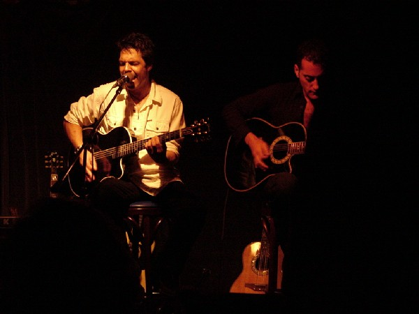 Kasim Sulton at The Tin Angel, Philadelphia - 09/22/02