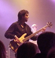 Kasim Sulton in Sheffield - 13/12/03