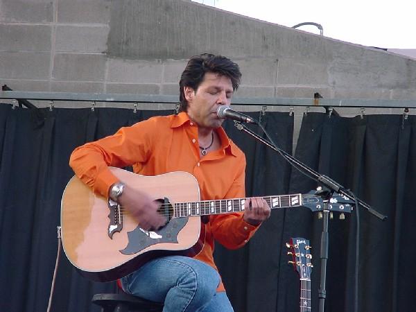 Kasim Sulton's solo set at Summerfest - 6/28/04