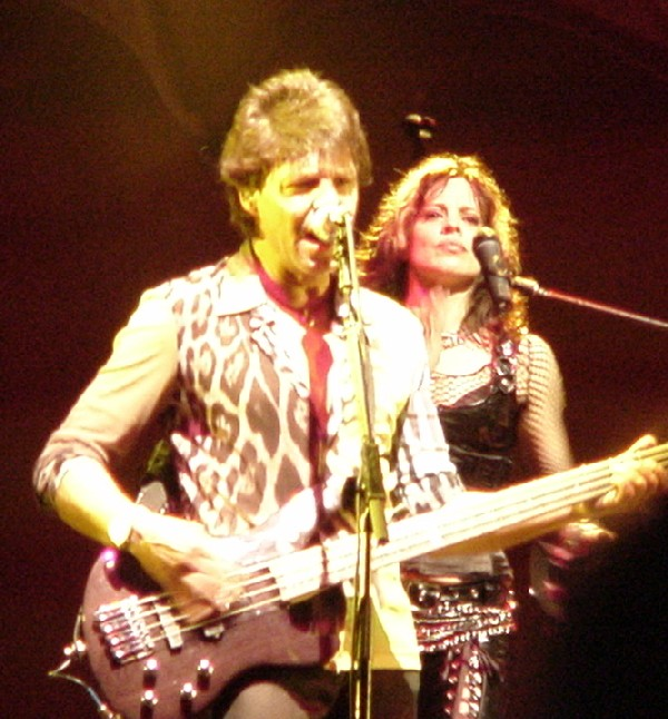 Kasim Sulton at Chatsworth House, Derbyshire, England - 07/10/05