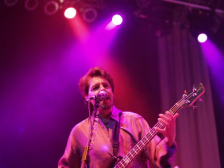Kasim Sulton at The Borgata, Atlantic City (09/23/05) - photo from Gary Goat Goveia
