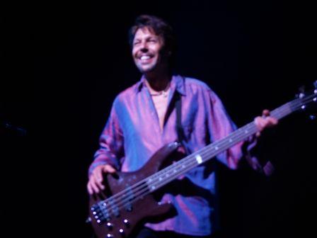 Kasim Sulton at The Borgata, Atlantic City (09/23/05) - photo by Gary Goat Goveia