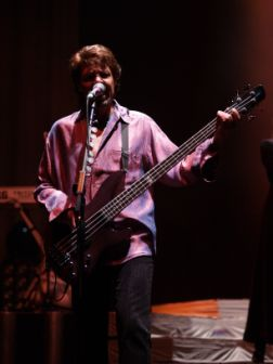 Kasim Sulton at The Borgata, Atlantic City (09/23/05) - photo by Gary Goat Goveia