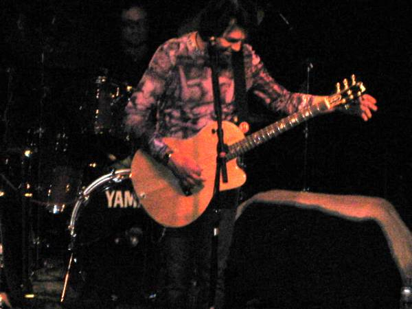 The Kasim Sulton Band at The Abbey Pub in Chicago, IL, 10/16/09 - photo by Chris Z