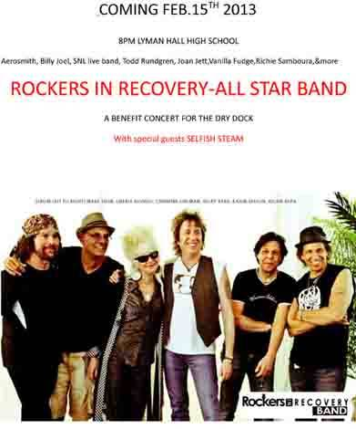Kasim Sulton and Rockers In Recovery