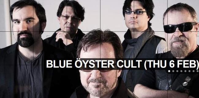 Kasim Sulton Blue �yster Cult venue