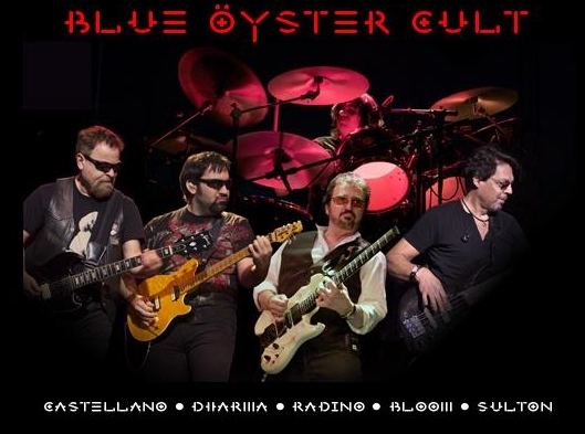 Kasim Sulton in Blue �yster Cult