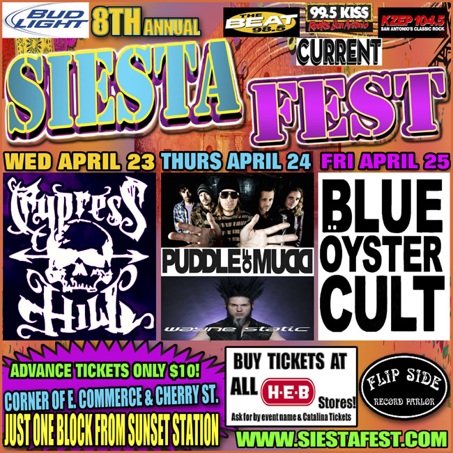 Kasim Sulton and Blue �yster Cult venue