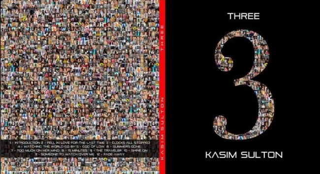 Cover of 3 by Kasim Sulton