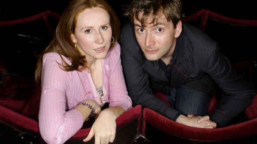 David Tennant and Catherine Tate on Radio 2