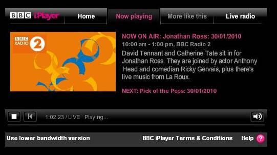 David Tennant and Catherine Tate on Radio 2