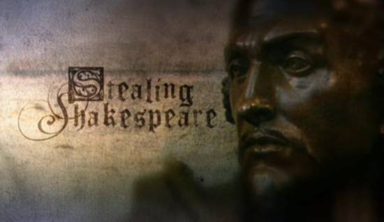 David Tennant on Stealing Shakespeare - 07/29/10