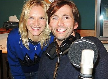 David Tennant on programme Jo Whiley - An Evening In With David Tennant