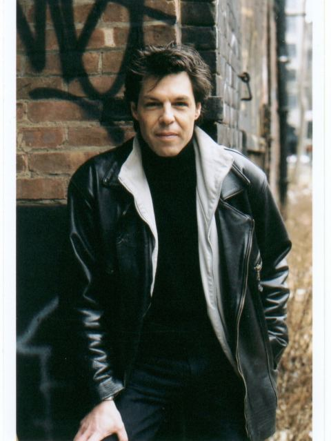 Kasim Sulton Winter 2001, photo by Kira Smith