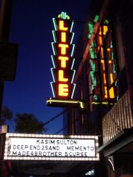 Kasim Sulton at The Little Theatre, Rochester - 8/24/01