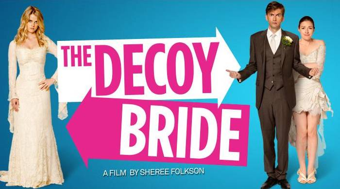 David Tennant in The Decoy Bride