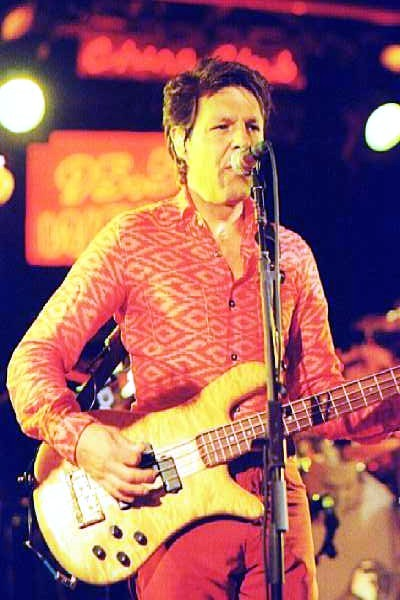 Kasim Sulton - Photo by Gary Goveia