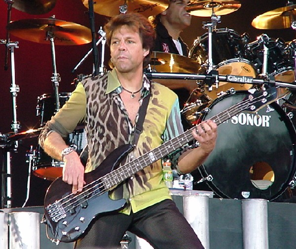 Kasim Sulton&#39;s Meat Loaf Hair Of The Dog Tour