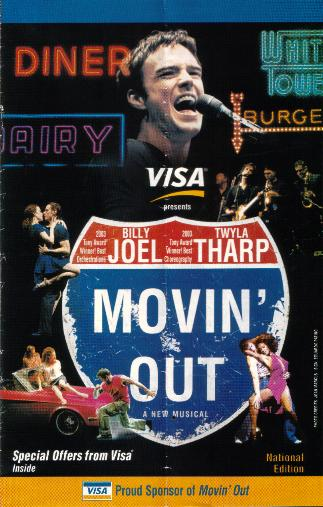 Movin' Out ad