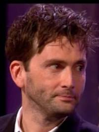 David Tennant at the British Comedy Awards