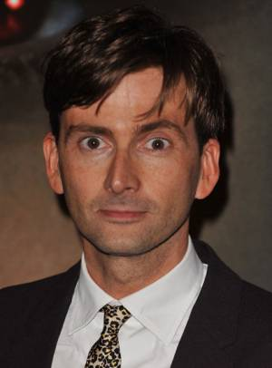David Tennant at the Empire Big Screen