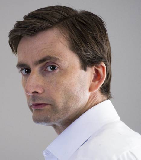 David Tennant in The Minor Character