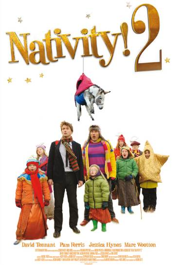 David Tennant in Nativity 2 Danger In The Manger