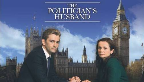 David Tennant - The Politician's Husband