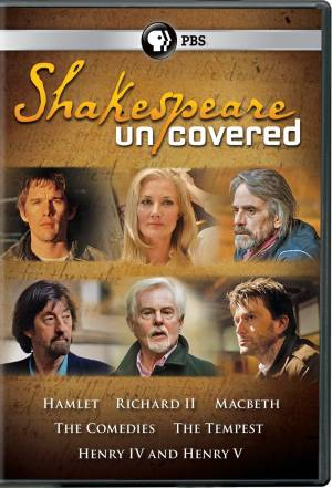 David Tennant - Shakespeare Uncovered DVD