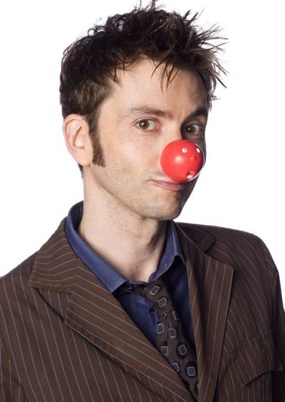 David Tennant on Comic Relief
