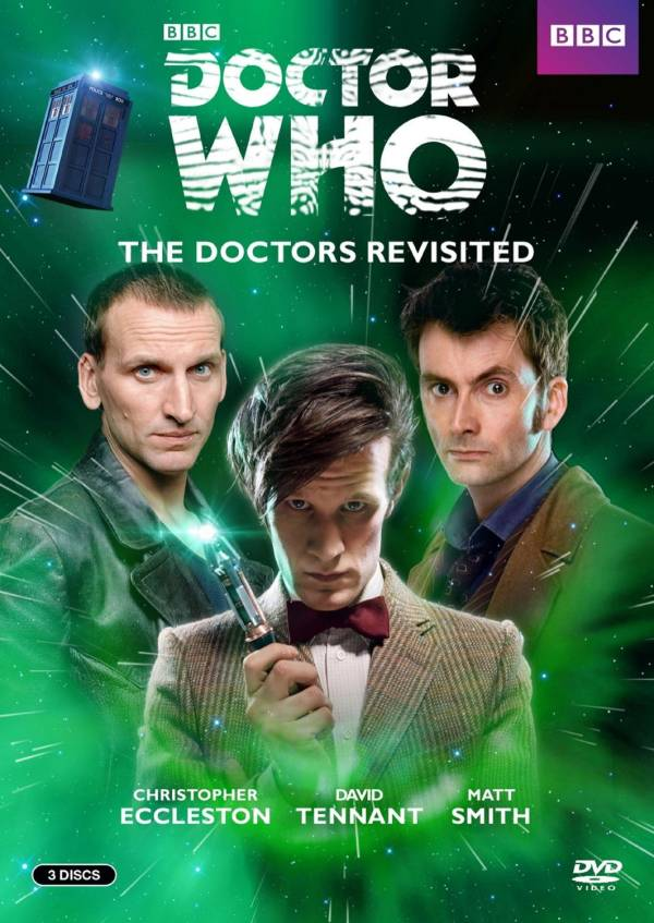 The Doctors Revisited - Ninth to Eleventh