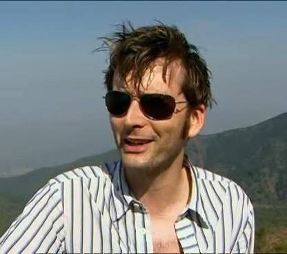 David Tennant in What We Did On Our Holiday