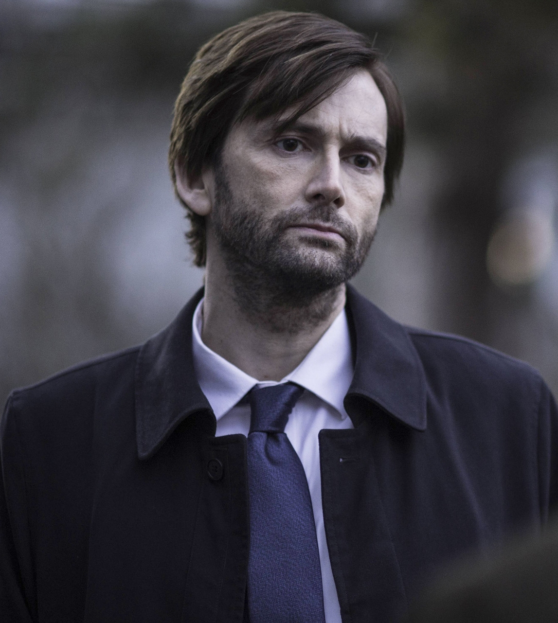 David Tennant in Gracepoint Episode Two