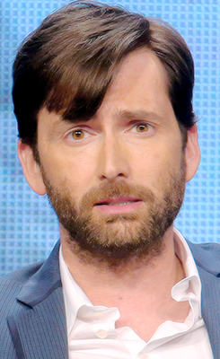 David Tennant at Gracepoint panel at the Television Critics Association Summer Press Tour in Beverly Hills, California - 20th July 2014