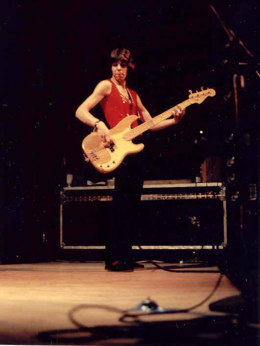 Kasim Sulton - photo by Stacey Katsis